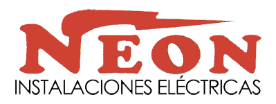 logo neon